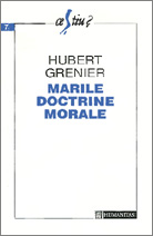 Marile doctrine morale