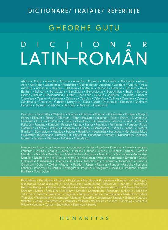 Dictionar roman dac