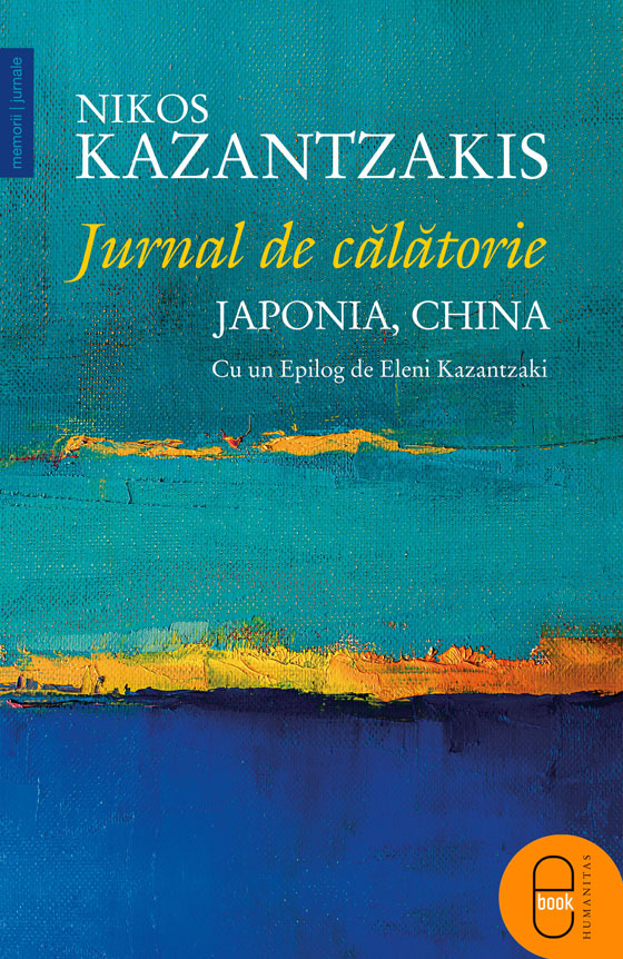 Jurnal de călătorie. Japonia, China