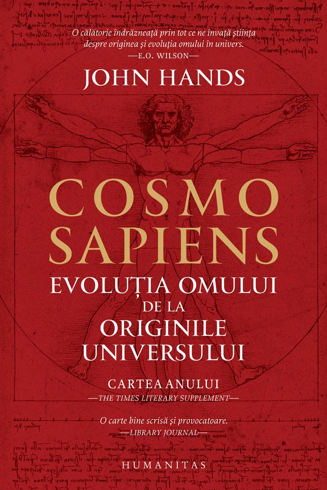 Cosmosapiens - Evoluția omului de la originile universului - de John Hands
